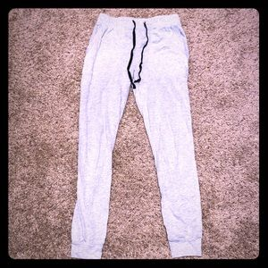 Forever 21 joggers. Size small.